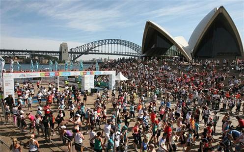 Sydney Marathon pic 2 - online