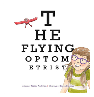 The Flying Optometrist cover - small