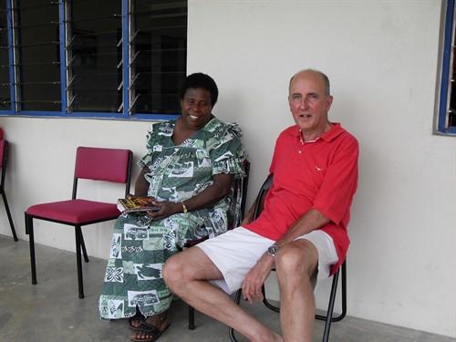 Tim McKinnon - Vanuatu