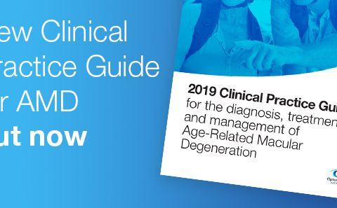 Clinical practice guide for AMD released