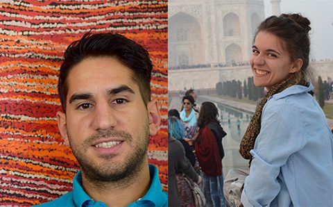 Close the Gap bursaries for José and Stephanie