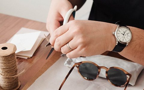 A sunglasses business with sustainability at the core of its values